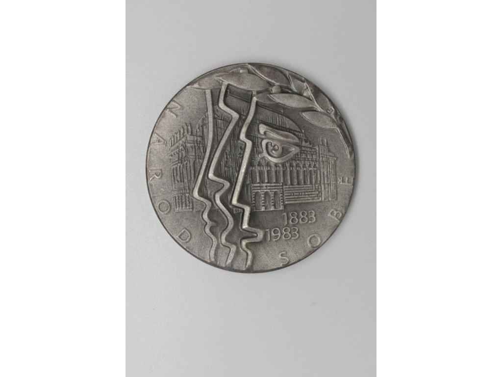 Sté výročí znovuotevření Národního divadla v Praze 1983, Vitanovský