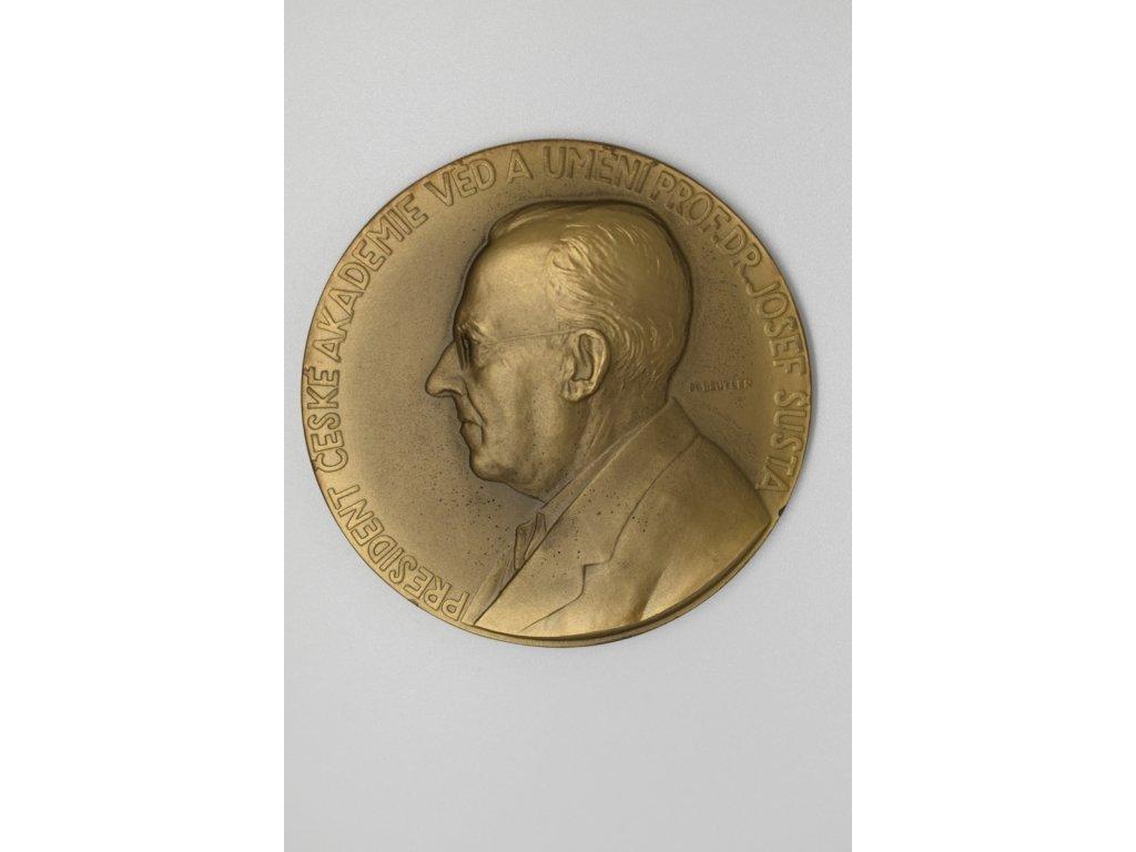 70. výročí narození presidenta České akademie věd a umění prof. Dr. Josefa Šusty, Beutler 1944