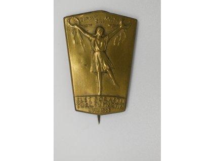 Slet dorastu Turčiansky Svätý Martin 1928