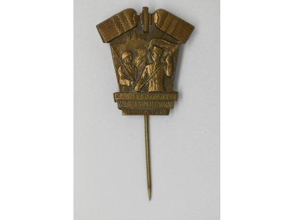 40 let jednoty zaměstnanců československých drah 1938