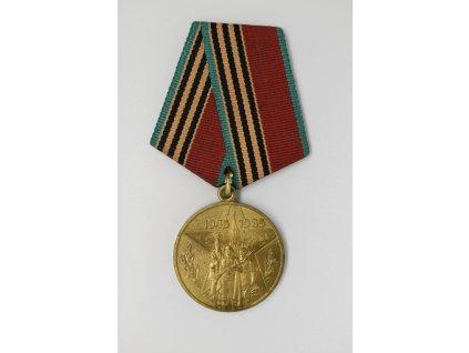 Jubilejní medaile 40. výročí vítězství ve Velké vlastenecké válce 1941–1945