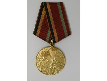 Jubilejní medaile 30. výročí vítězství ve Velké vlastenecké válce 1941–1945