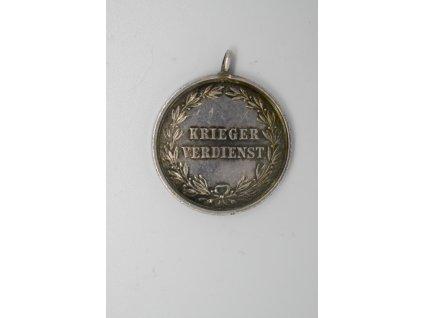 Medaile za zásluhy válečníka