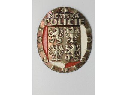 Odznak městské policie