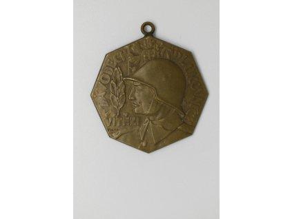 Vítězi v závodech plukovních - Šerm jednotlivce, pěší pluk 47 (Mladá Boleslav) 1932