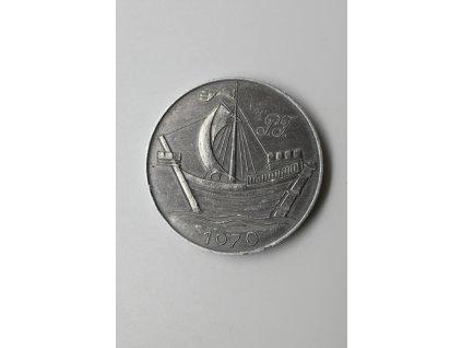 Zpravodaj numizmatického kroužku Děčín 1970
