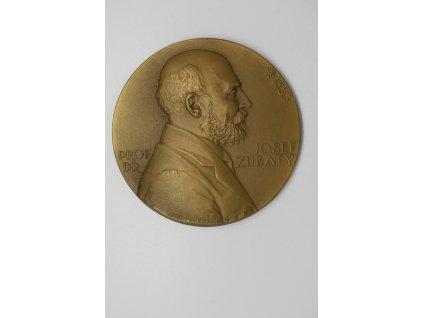 70. narozeniny Prof. Dr. Josef Zubatý 1925, Šejnost
