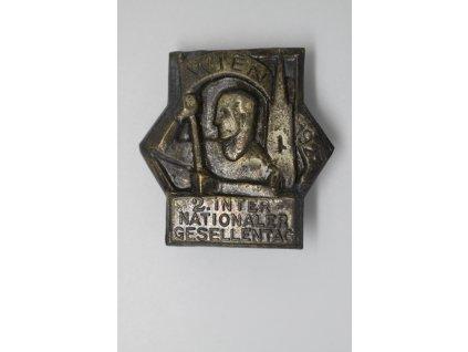 2. Mezinárodní sjezd katolických tovaryšů Vídeň 1927