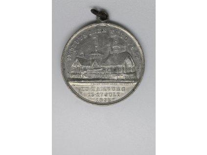 IX. Turnerské slavnosti v Hamburku 1898