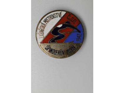 Lyžařská mistrovství Špindlerův Mlýn 1947