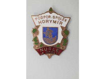 Podpůrný spolek Horymír pro Nusle a okolí