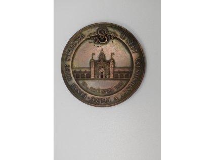 II. Všesokolský slet při Národopisné výstavě v Praze 1891