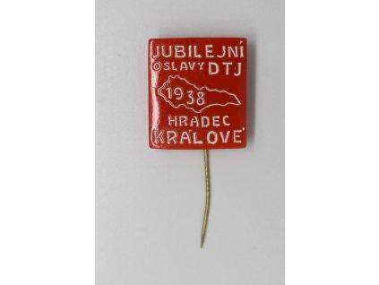 Jubilejní oslavy DTJ Hradec Králové 1938