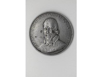 350. výročí narození Jana Amose Komenského 1942, Kužel