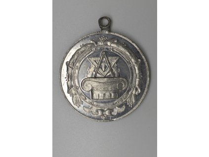 Upomínka na výstavu architektů a inženýrů v Praze 1898