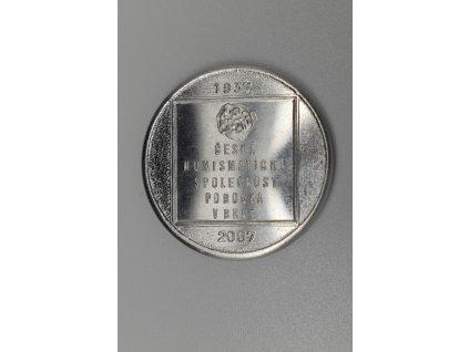 70 let České numismatické společnosti v Brně 2007, Soušek