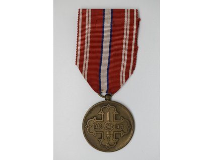 Pamětní odznak pro československé dobrovolníky z let 1918-1919