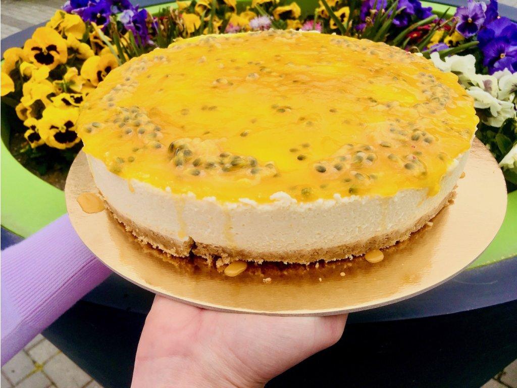 cheescake maracuja dort