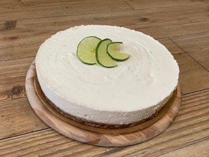 citronovy cheesecake dort
