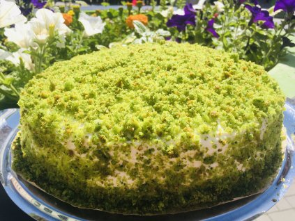 mechovy dort