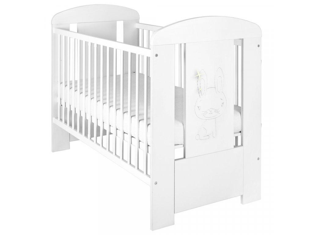 20120 detska postylka new baby kralicek standard bila