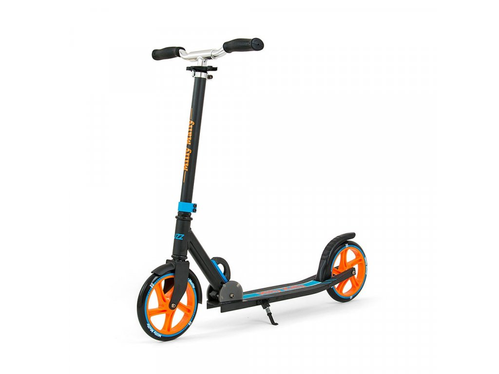 20792 detska kolobezka milly mally buzz scooter black