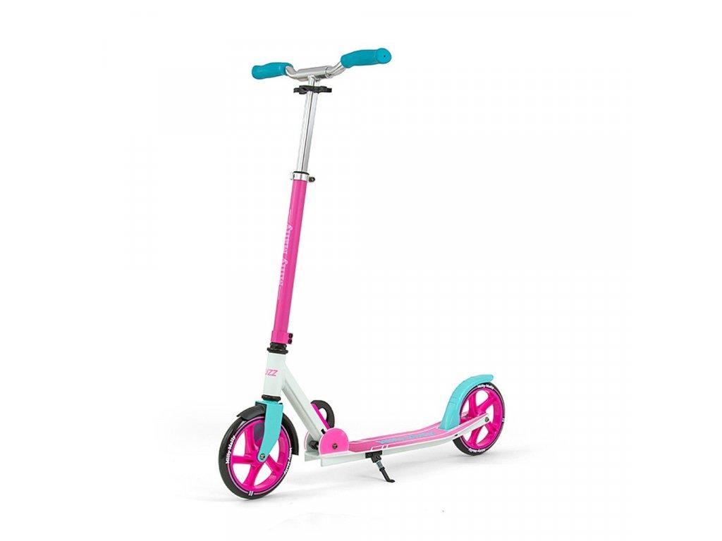 20789 detska kolobezka milly mally buzz scooter pink