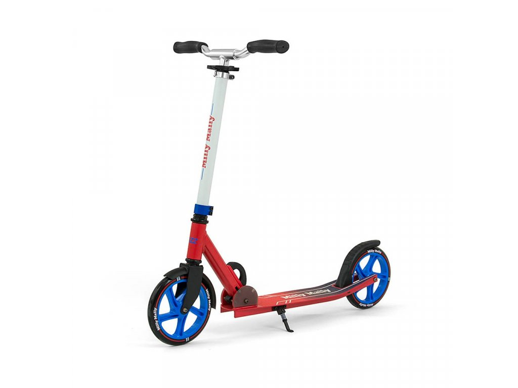 20780 detska kolobezka milly mally buzz scooter red