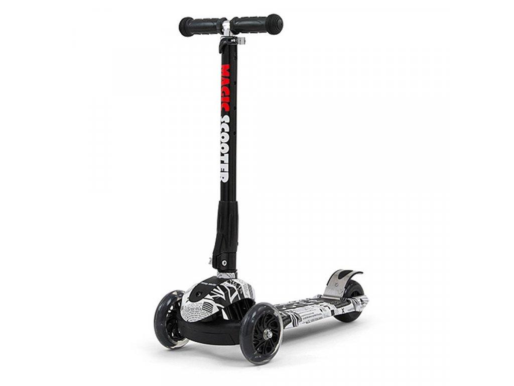 21005 detska kolobezka milly mally magic scooter street