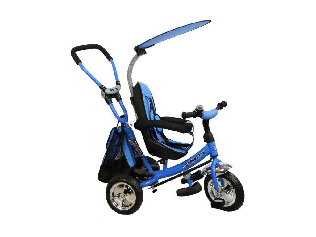 6914 detska trikolka baby mix safari blue