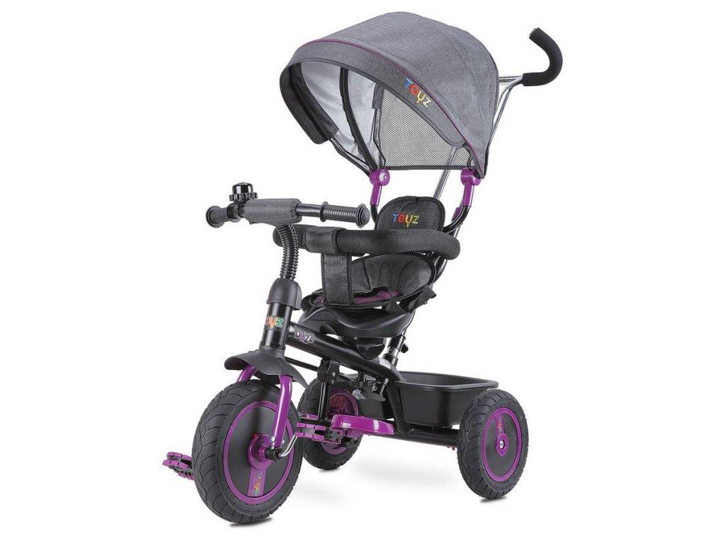 10181 detska trikolka toyz buzz purple
