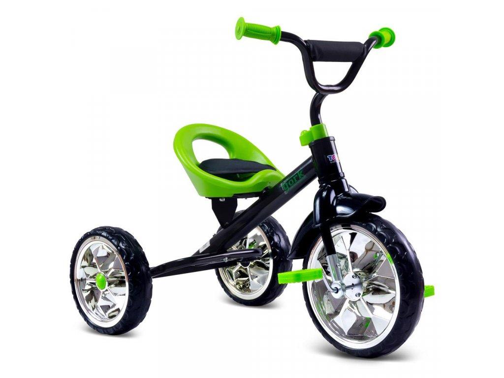 2753 detska trikolka toyz york green