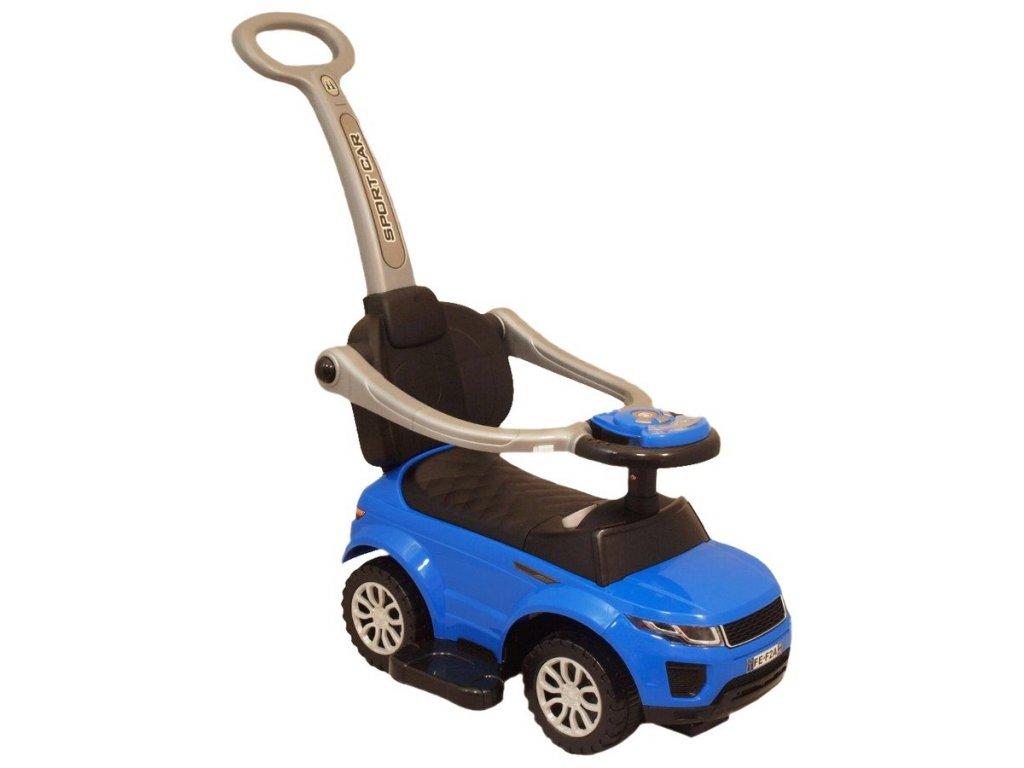 9239 detske hrajici jezditko 3v1 baby mix modre