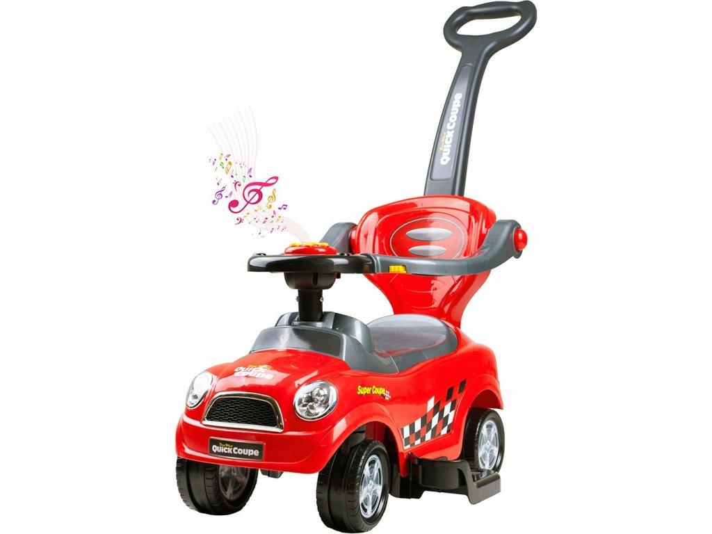 10145 detske hrajici jezditko 3v1 bayo super coupe red