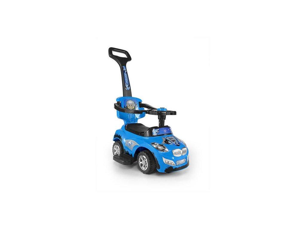 3572 detske jezditko 2v1 milly mally happy blue
