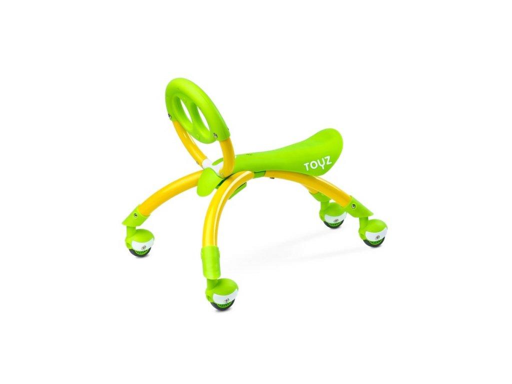 5306 detske jezditko 2v1 toyz beetle green