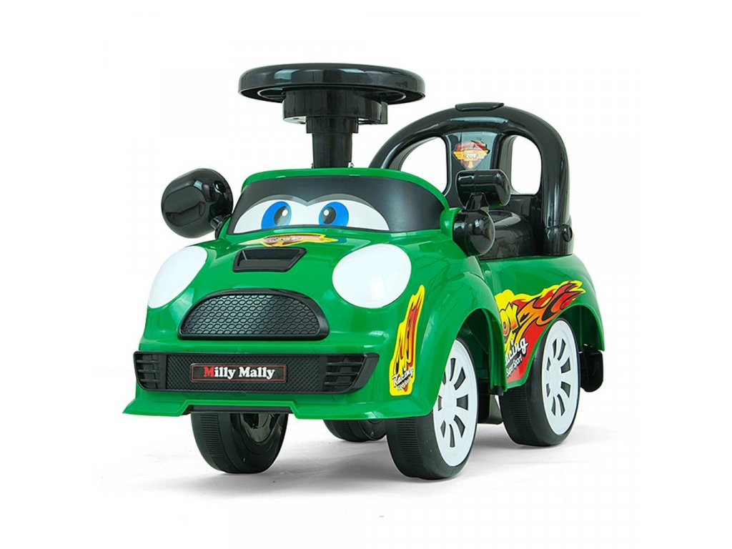 30131 detske jezditko se zvukem milly mally joy green