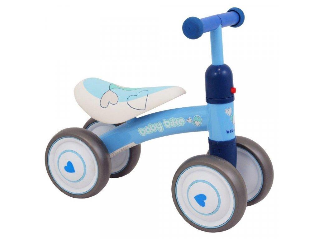 16985 detske odrazedlo baby mix baby bike blue