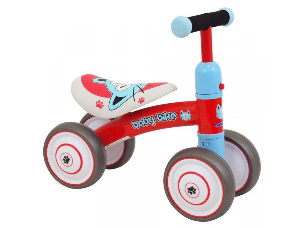 16991 detske odrazedlo baby mix baby bike red