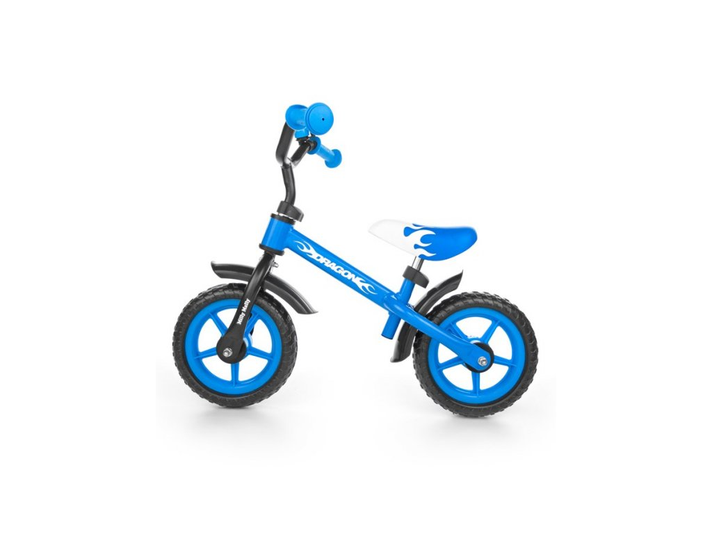 4595 detske odrazedlo kolo milly mally dragon blue