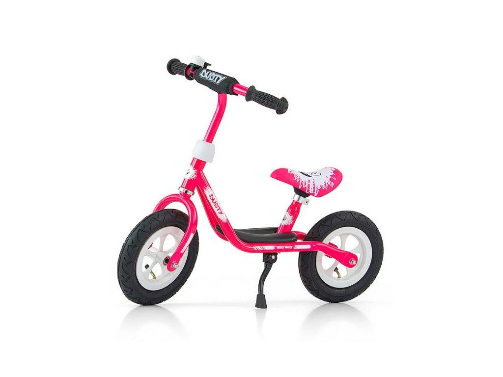 12002 detske odrazedlo kolo milly mally dusty pink 12