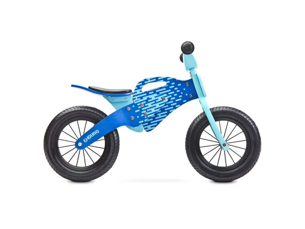 17225 detske odrazedlo kolo toyz enduro 2018 blue