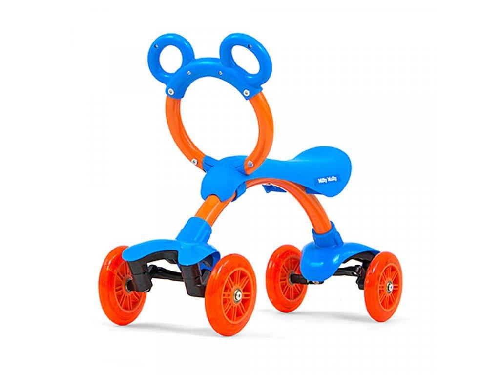 30137 detske odrazedlo milly mally orion flash blue orange