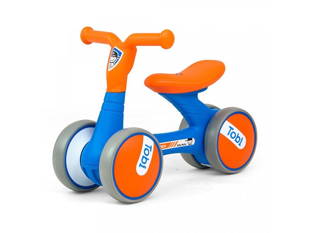 30146 detske odrazedlo milly mally tobi orange blue