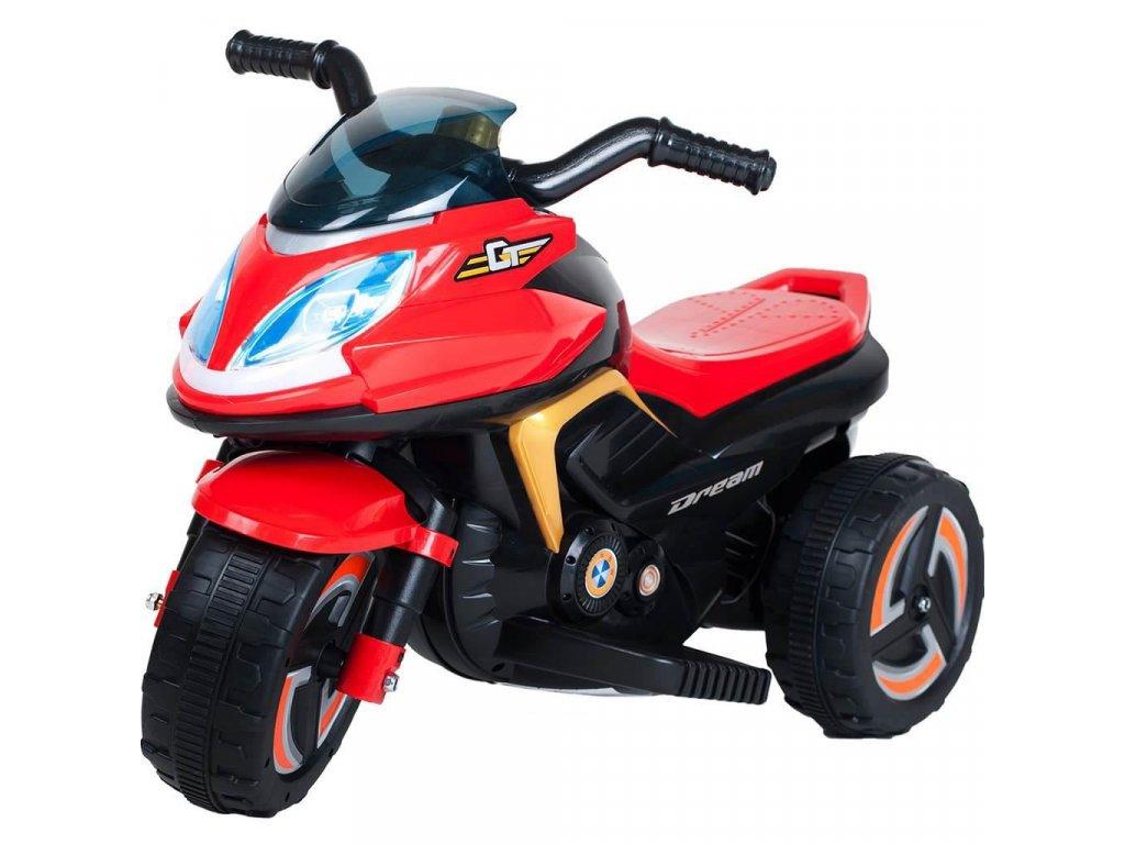 7931 elektricka motorka bayo kick red