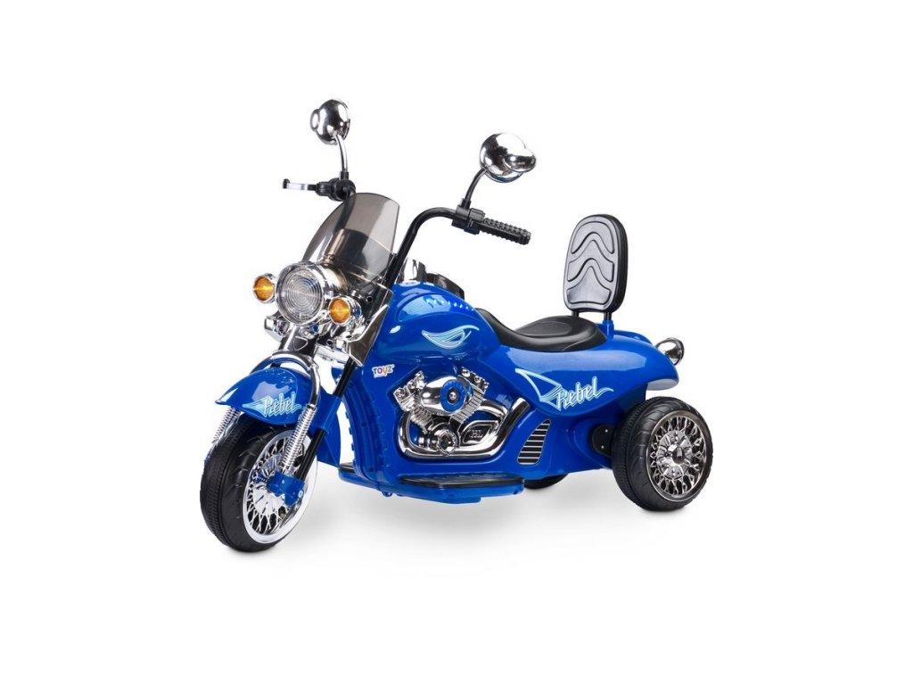 3569 elektricka motorka toyz rebel blue
