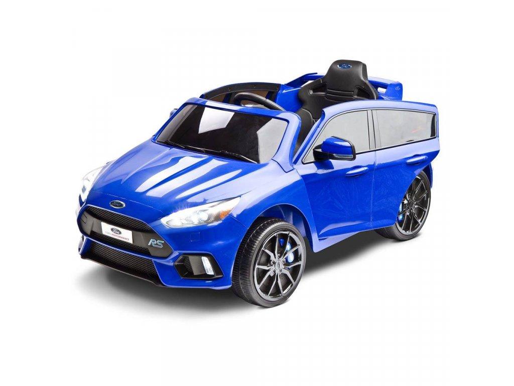 15275 elektricke auticko toyz ford focus rs 2 motory blue