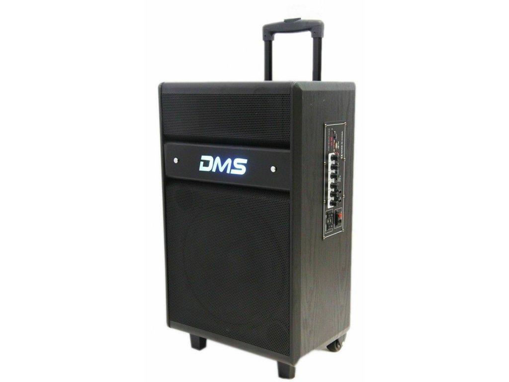 DMS Germany K10-12MS Karaoke systém / USB / SD / MP3