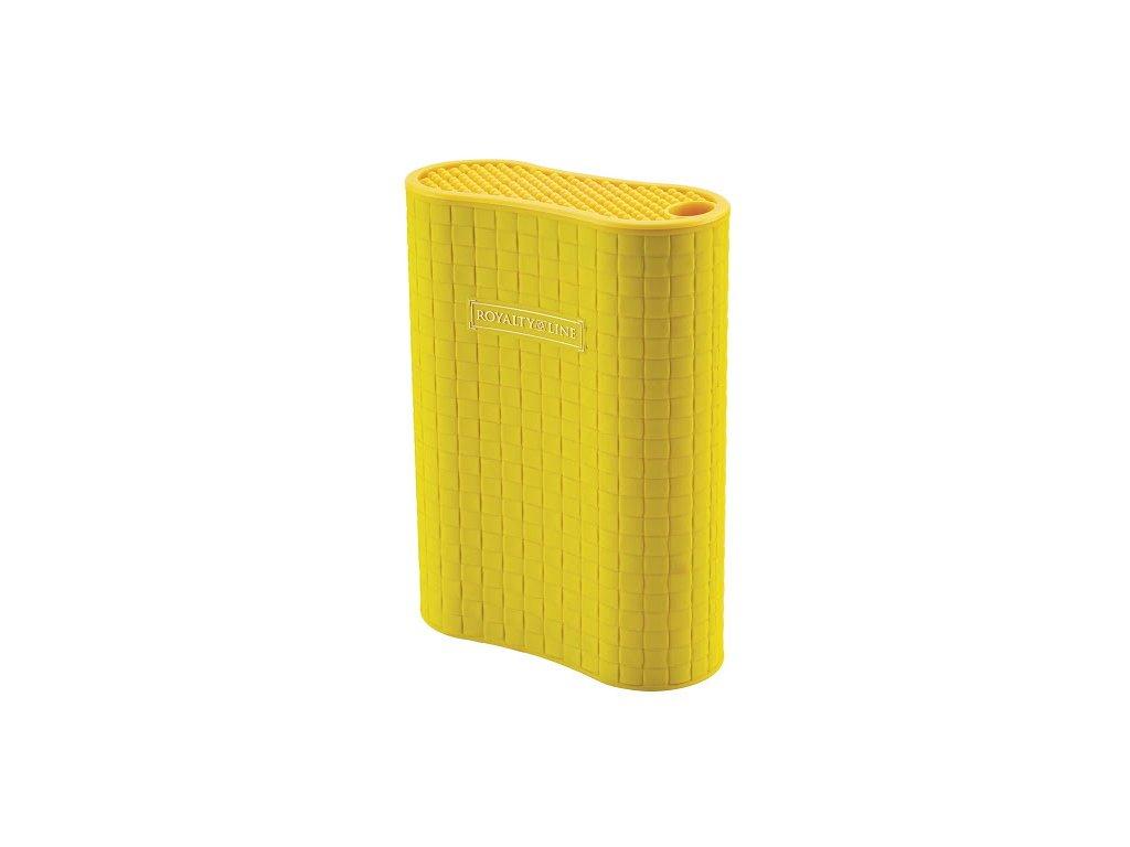 Stojan na nože RL - MSTY Royalty Line - žlutá