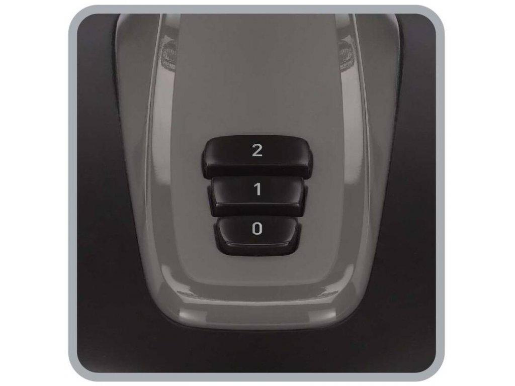 Ventilátor Rowenta Essential VU2110F0/ - černý/modrý